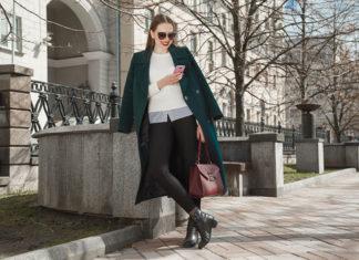 Kożuchy damskie, kurtki puchowe i płaszcze puchowe - poznaj zimowe trendy