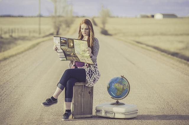 Moda na tanie podróżowanie