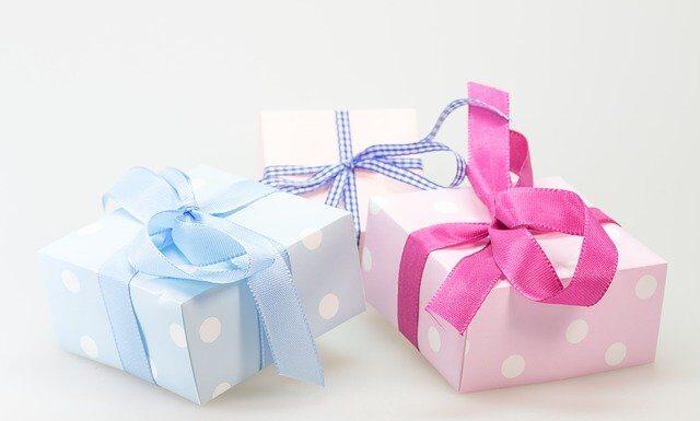 odpowiedni prezent